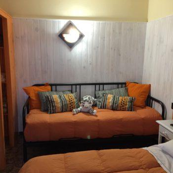 casa 4) casa rural dormitorio