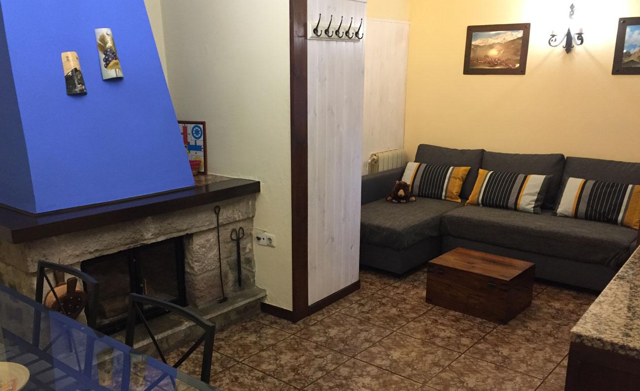 Casas de 1 dormitorio viviendas rurales la fragua for Casa clasica procrear 1 dormitorio