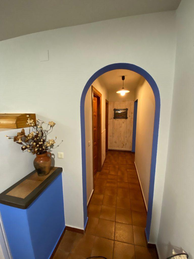 Eingangshalle Hütte 7