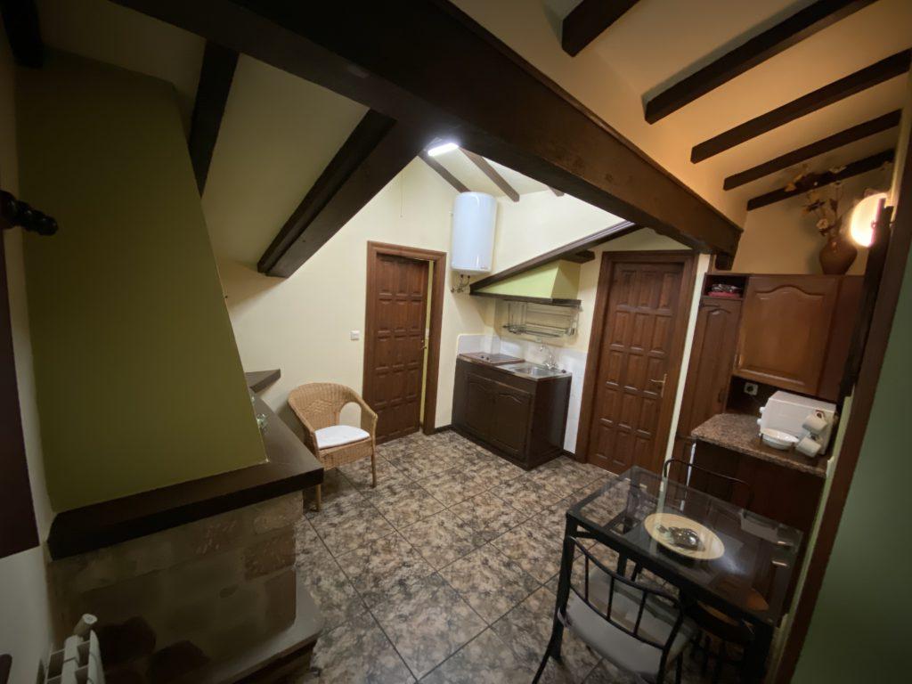 Küche-Kamin-Cottage-4pax
